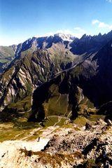 Bergtour in den Glarner Alpen (Region Elm) August 2004 (2)
