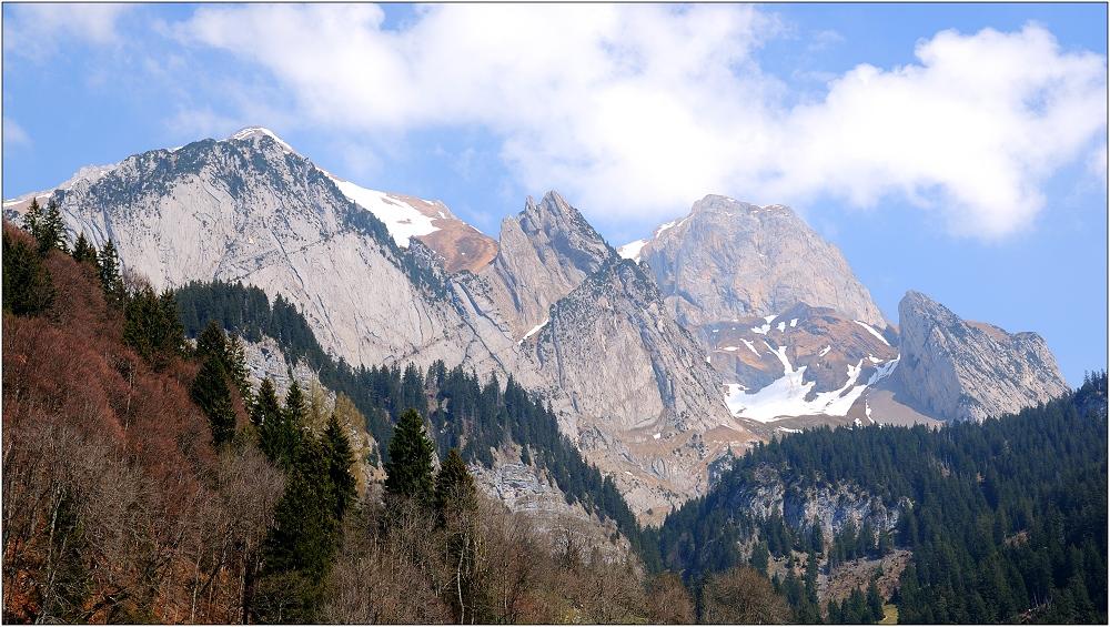 ... Bergwelt ...
