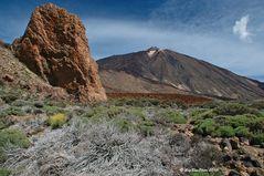 Bergwelt des Teide