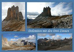 Bergwelt - Dolomiten