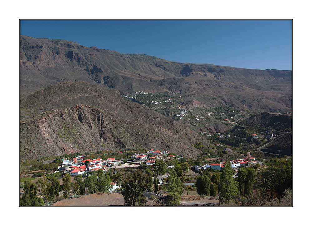 :: ~  Bergwelt - Gran Canaria ~ ::