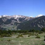 Bergwelt in Andorra
