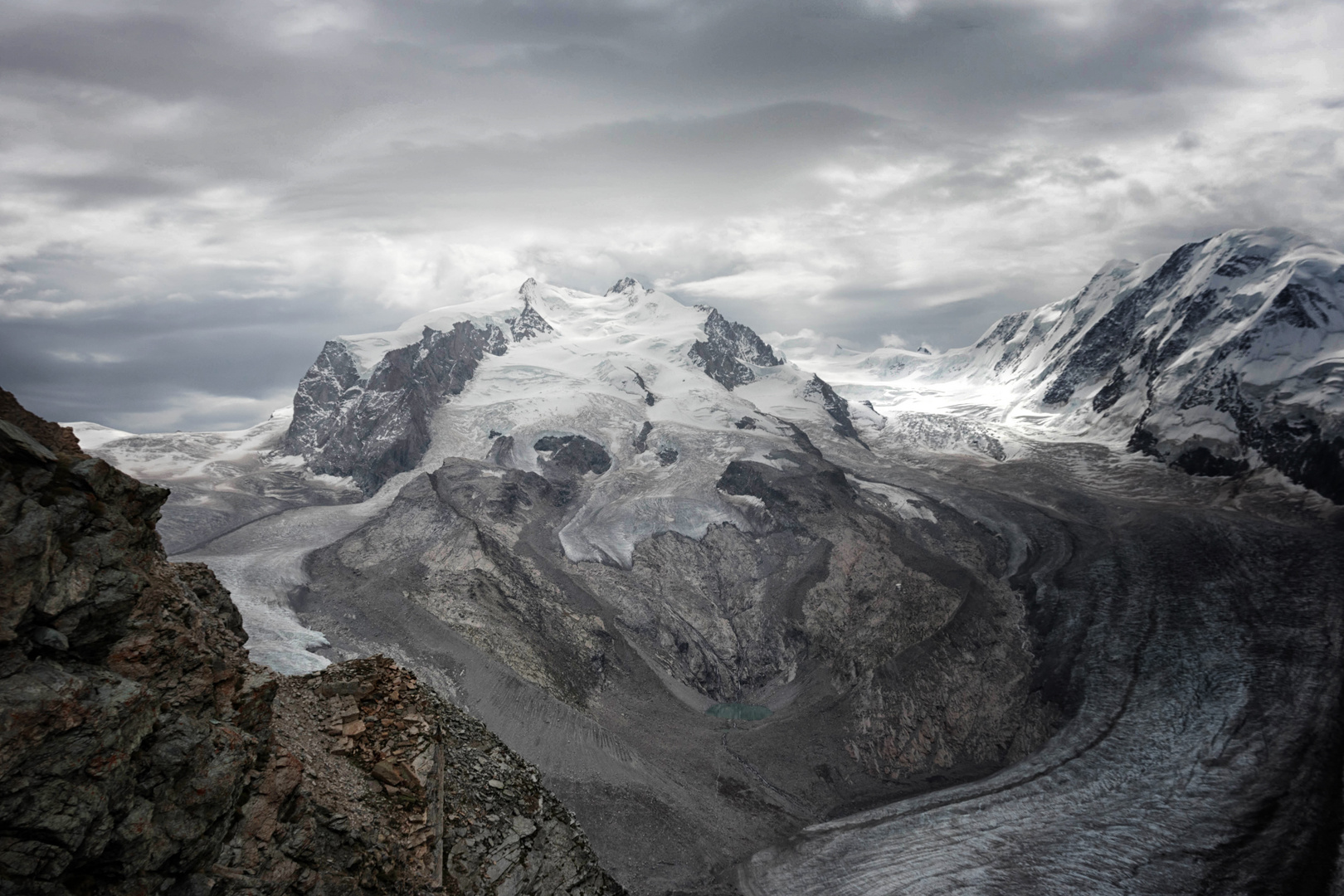 Bergwelten - Die Gletscher sterben