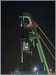 Bergwerk Ost - Schacht Lerche, 18 Uhr Schicht
