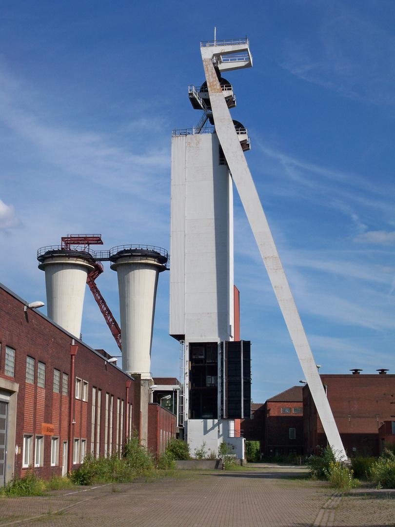 Bergwerk Schlägel und Eisen Schacht 4