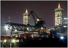 Bergwerk Walsum - Hafen - Duisburg Walsum