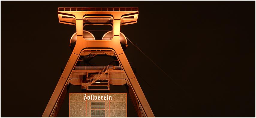 Bergwerk Zollverein - Schacht 12 - Essen