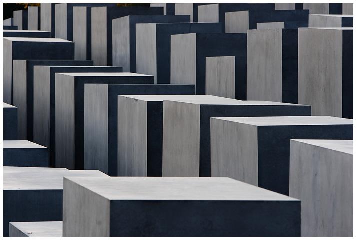 Berlin 2006 #8 / Holocaust-Mahnmal