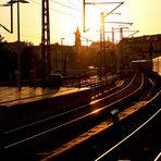 Berlin - Alex - S-Bahn - Sehnsucht nach dem Reisen ...