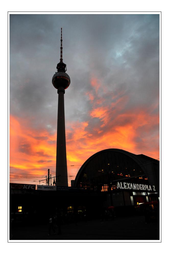 Berlin, Alexanderpla z