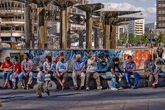 Berlin Alexanderplatz IV