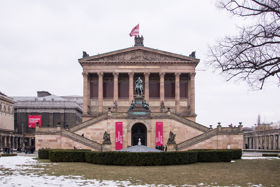 Berlin, Alte Nationalgalerie