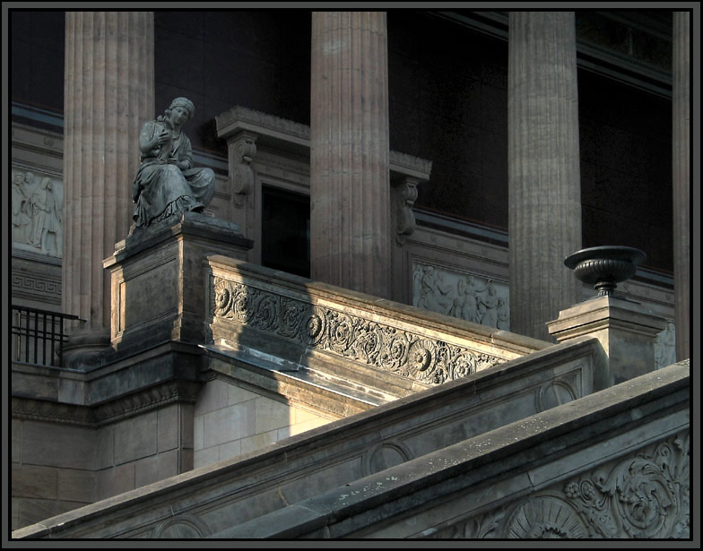 Berlin - Alte Nationalgalerie