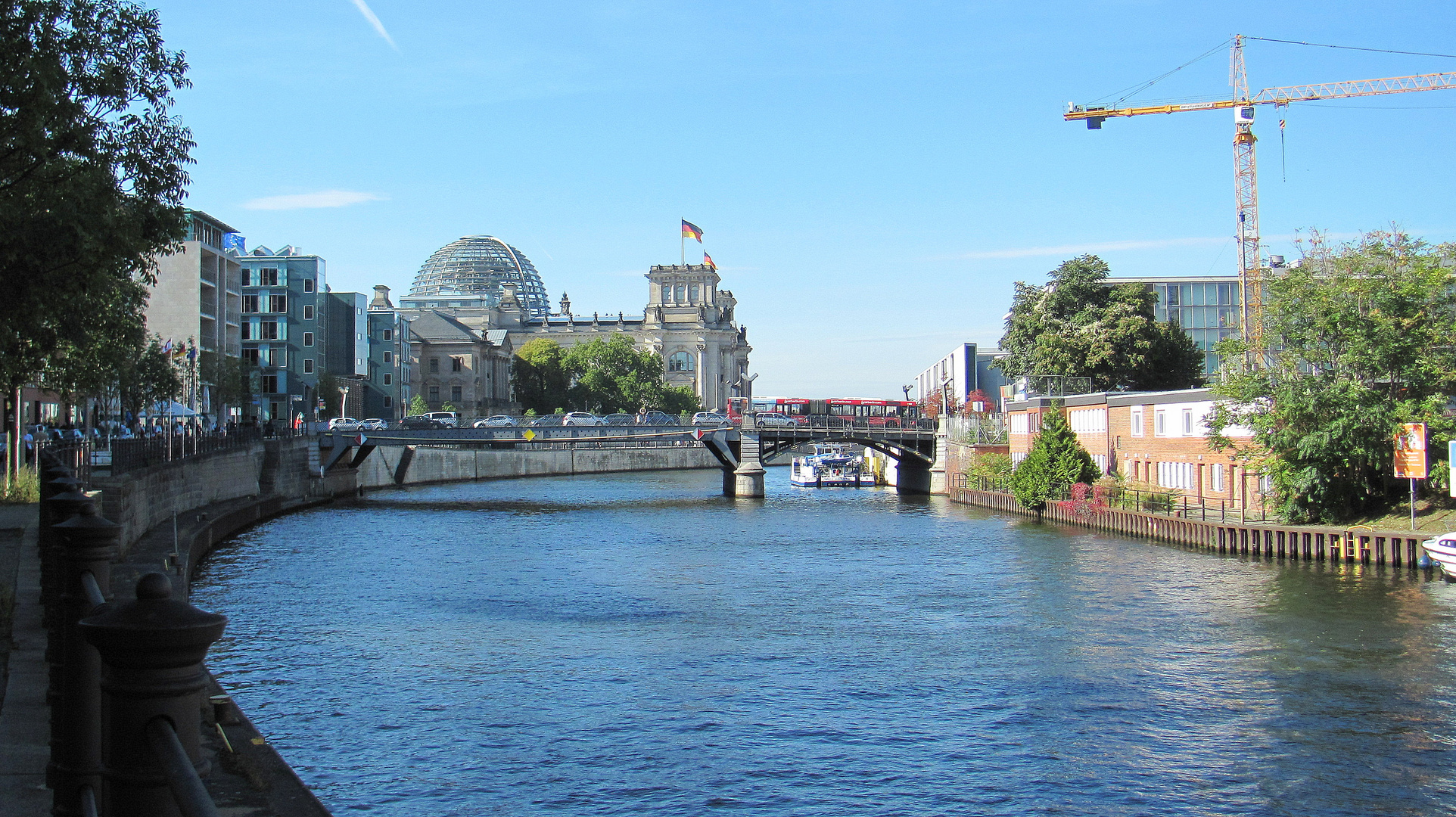 Berlin am 3.Oktober 2012
