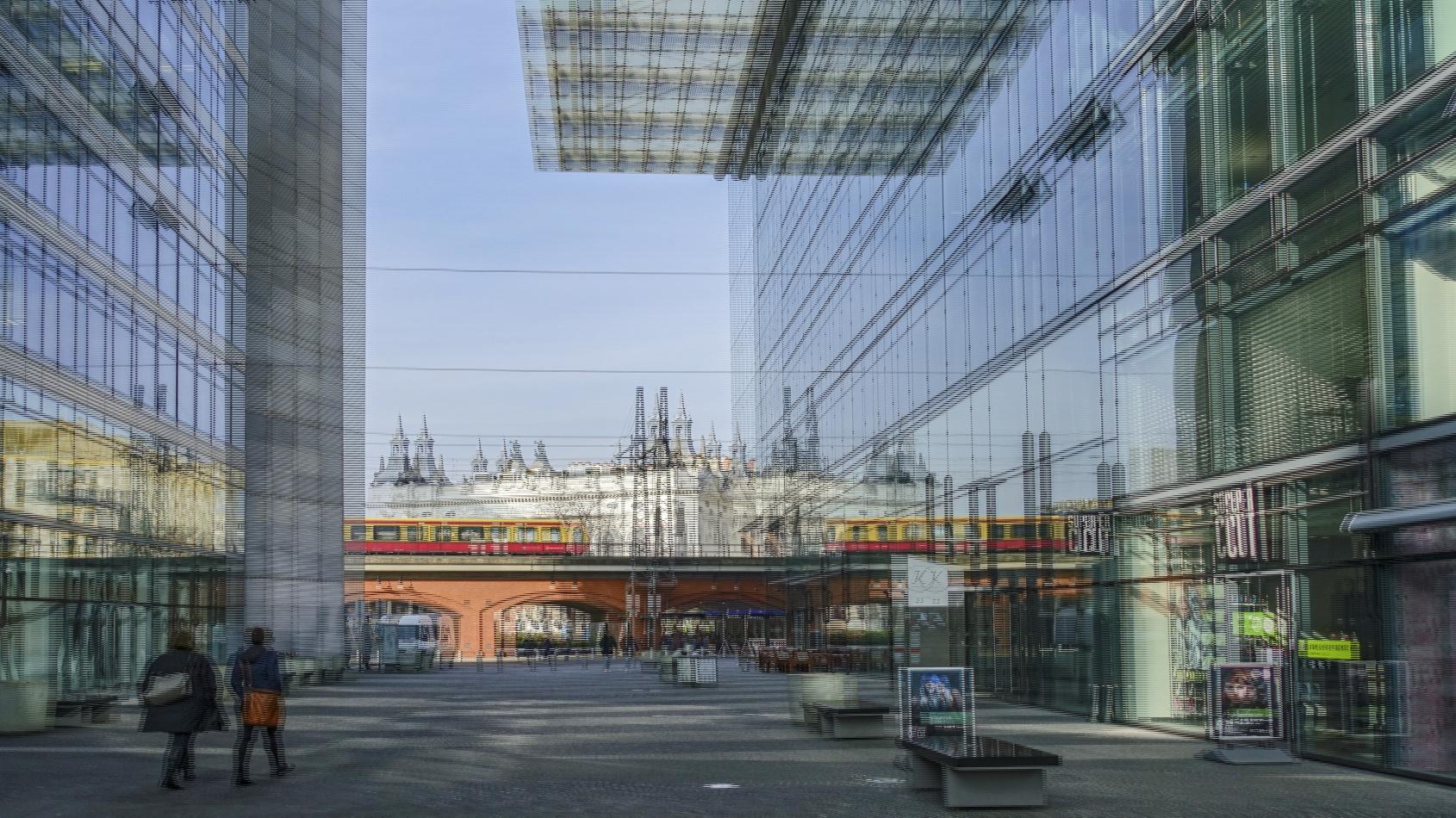 Berlin am Kranzler Eck 5 (3D)