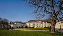 BERLIN - Amtssitz des Präsidenten -