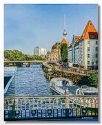 Berlin - Auf der Spree