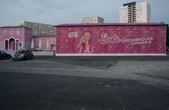Berlin, August 2013: Barbie Dreamhaus 3
