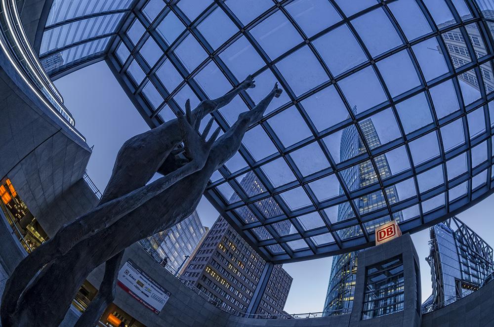 Berlin - Bahnhof Potsdamer Platz