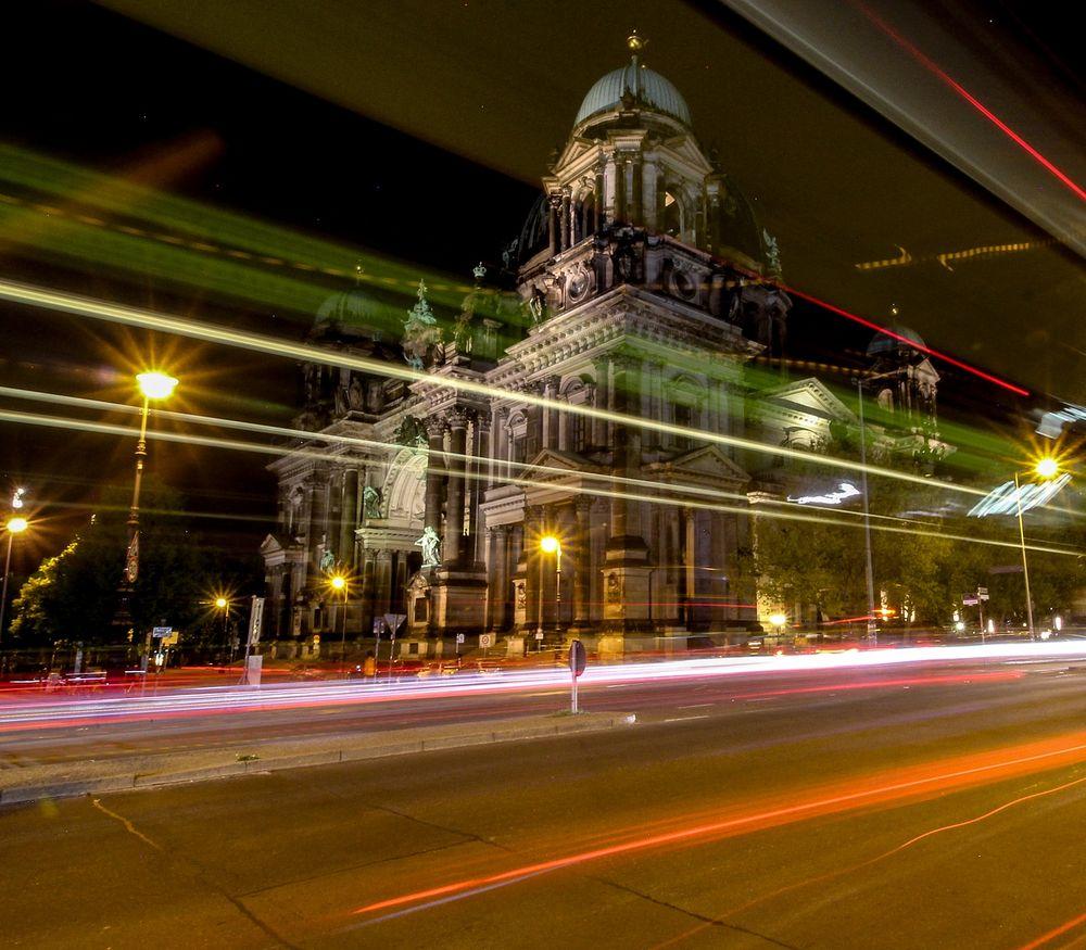 Berlin bei Nacht Foto & Bild | fotos, canon, city Bilder