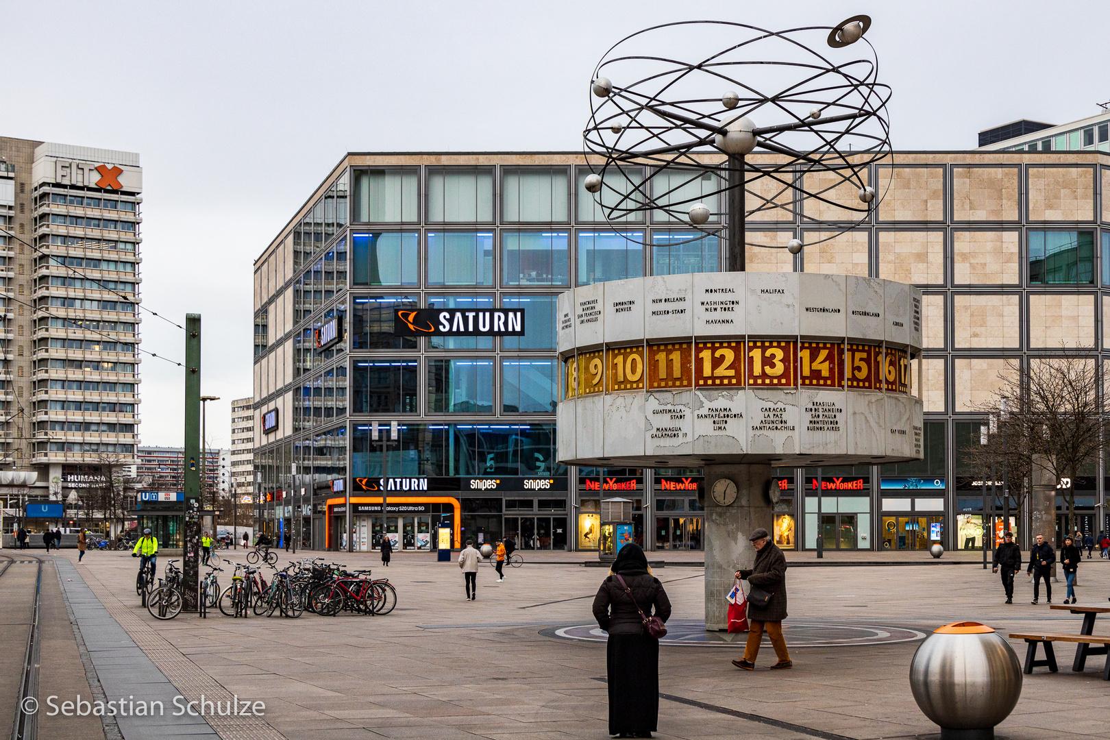 Berlin (bekannte Plätze) in Zeiten von Corona (Covid19) #06