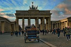 BERLIN   - Brandenburger Tor -