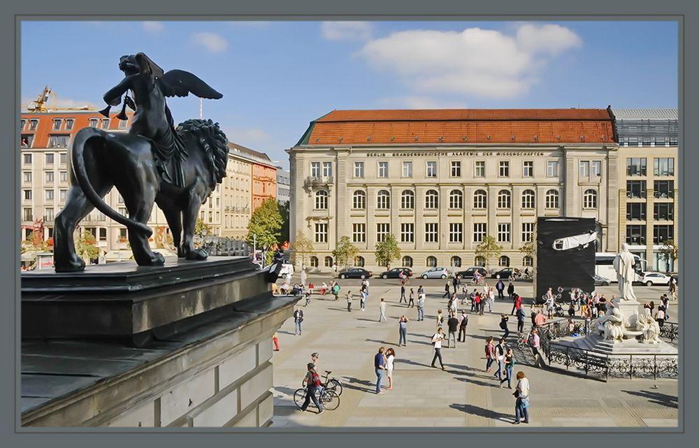 Akademie Der Wissenschaften Berlin