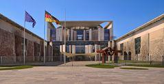 BERLIN   - Bundeskanzleramt -