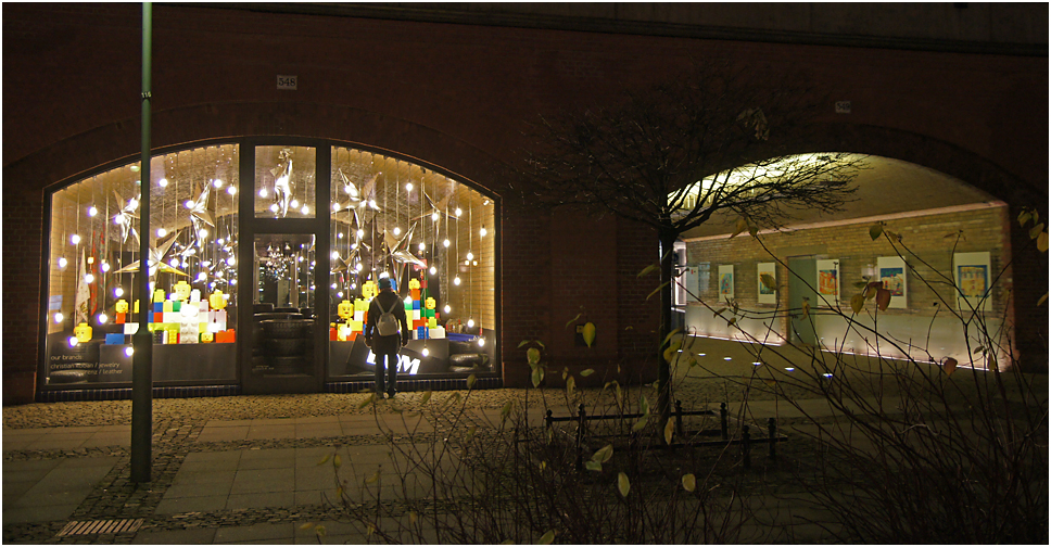 Berlin, City West, 27.12.11 – 06