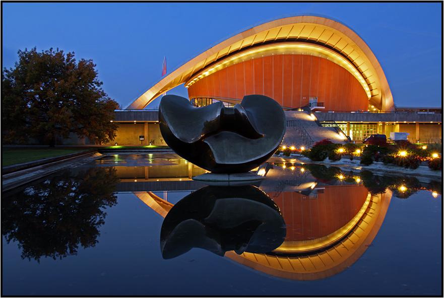 Berlin Congress Hall