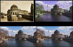 Berlin damals und heute, Vergleich 1