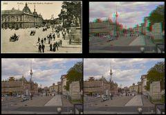 Berlin damals und heute, Vergleich 6