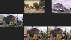 Berlin damals und heute, Vergleich 8