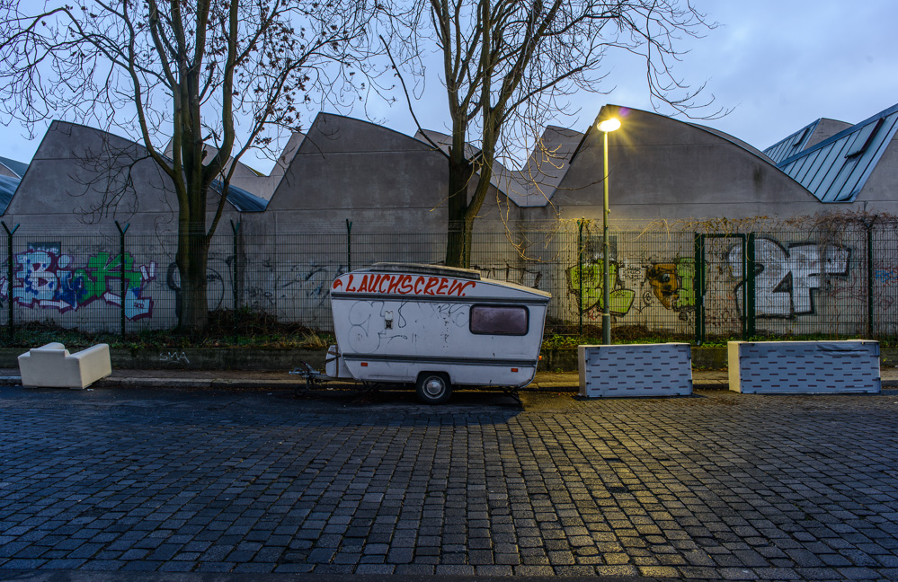 Berlin, Dezember 2014: Lauchscrew