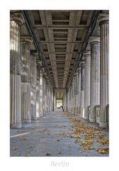 """Berlin """" Die Alte Nationalgalerie , aus meiner Sicht..."""""""