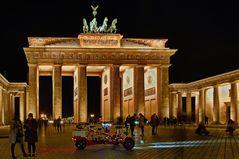 BERLIN - Die Ruhe nach dem Sturm -