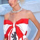 Berlin dresses created by fashion designer Torsten Amft