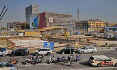 Berlin Europacity, es gibt viel zu tun - packen wir es an