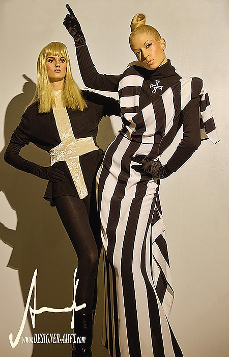 Berlin Fashion Week - German fashion designer Torsten Amft