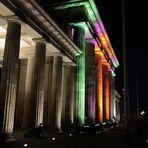 Berlin Festival of Lights 2012 - Brandenburger Tor