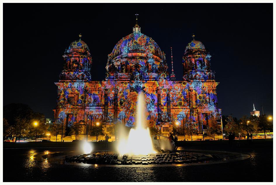 Berlin Festival of lights.2