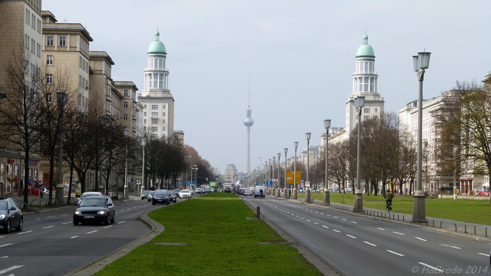 Berlin, Frankfurter Tor