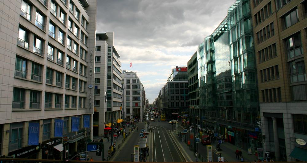 Berlin Friedrichstraße :: 2009