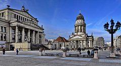 Berlin  - Gendarmenmarkt -