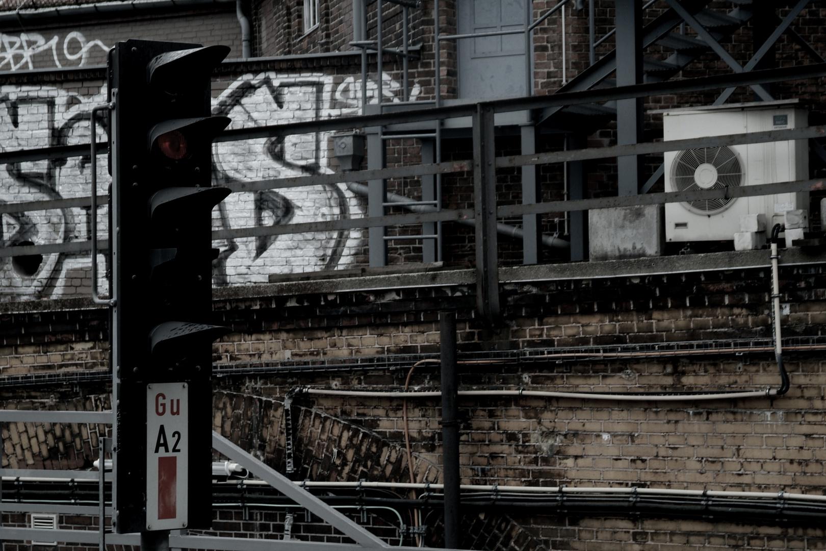 BERLIN | GLEISDREIECK | U-BAHN