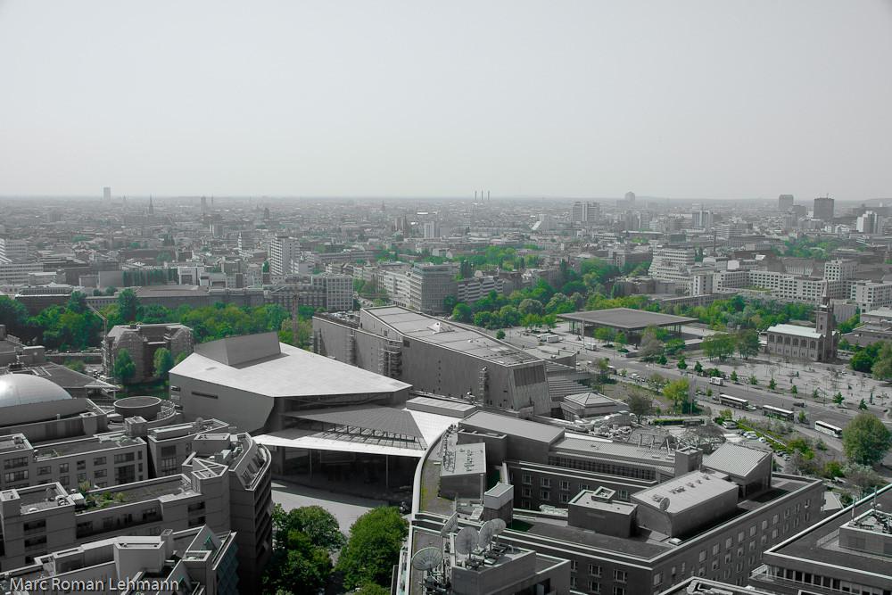Berlin grün
