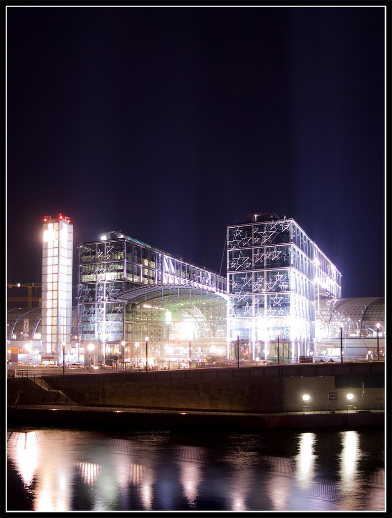 Berlin - Hauptbahnhof