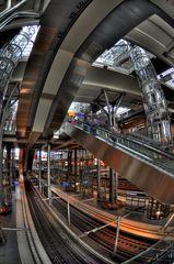 Berlin Hauptbahnhof ..
