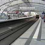 Berlin Hauptbahnhof Gleis 15