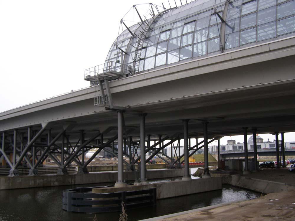Berlin Hauptbahnhof Ostteil